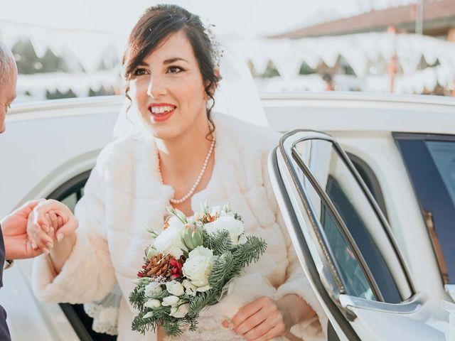 Il matrimonio di Samuele e Eliana a Cislago, Varese 6