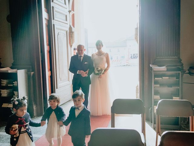 Il matrimonio di Samuele e Eliana a Cislago, Varese 2