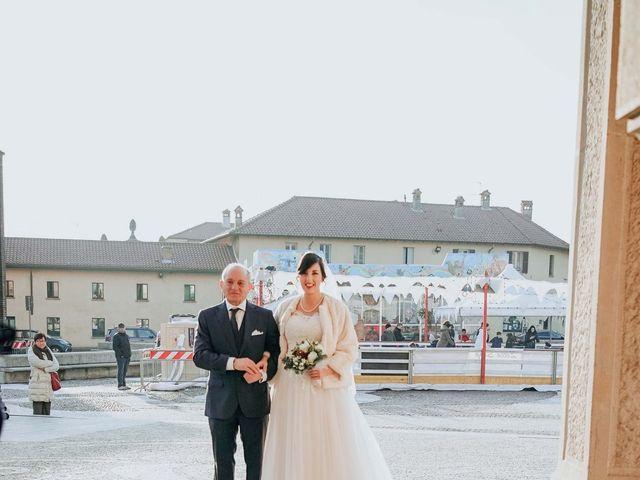 Il matrimonio di Samuele e Eliana a Cislago, Varese 10