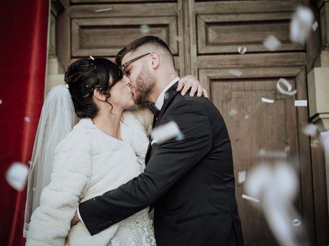 Il matrimonio di Samuele e Eliana a Cislago, Varese 13