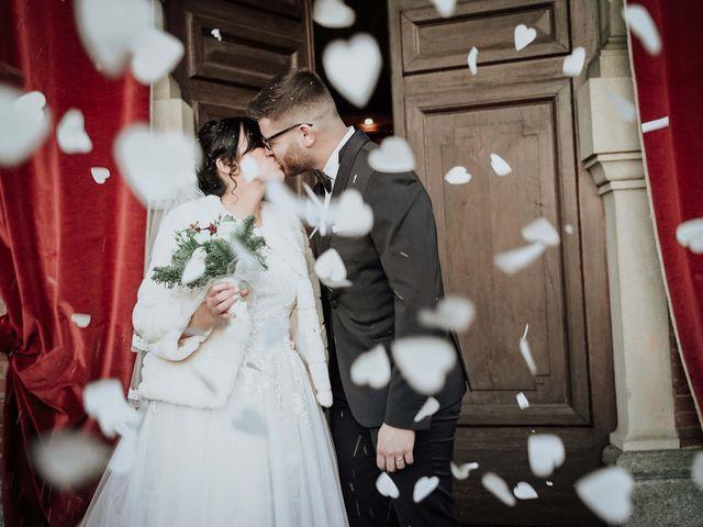 Le nozze di Eliana e Samuele