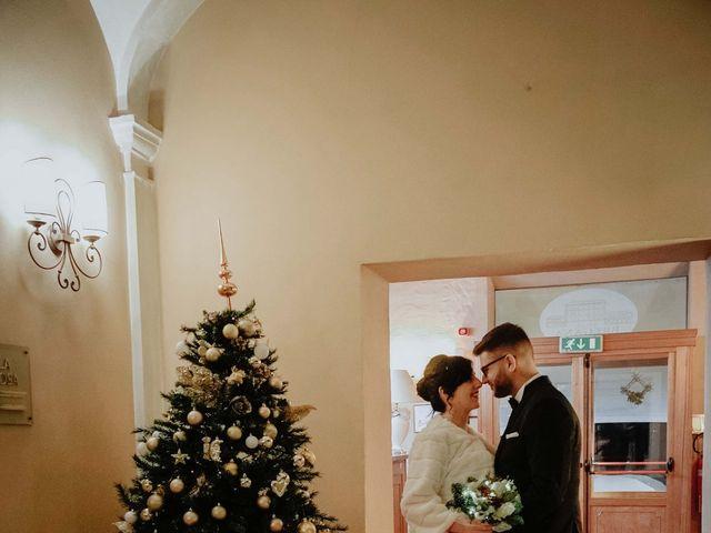 Il matrimonio di Samuele e Eliana a Cislago, Varese 16