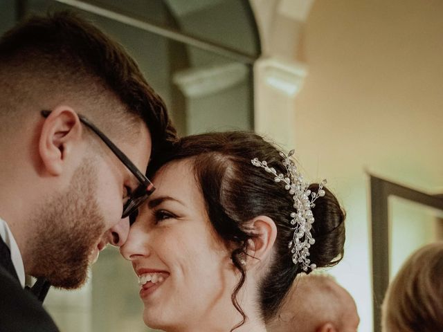 Il matrimonio di Samuele e Eliana a Cislago, Varese 23