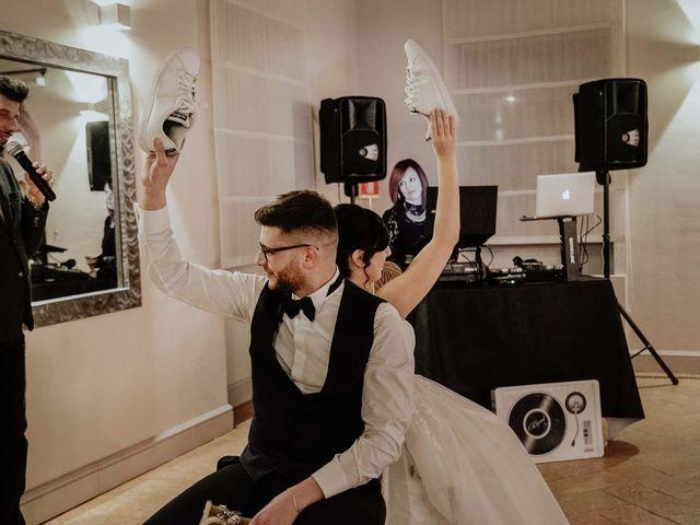 Il matrimonio di Samuele e Eliana a Cislago, Varese 36