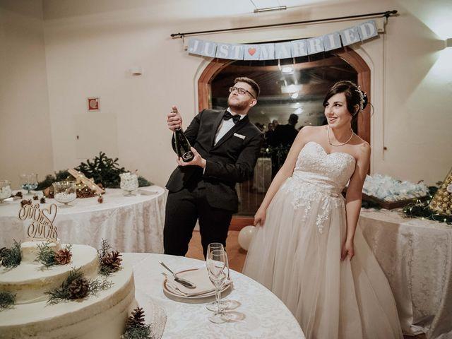 Il matrimonio di Samuele e Eliana a Cislago, Varese 42