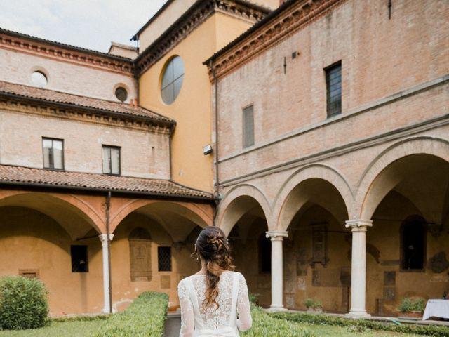 Il matrimonio di Michele e Elena a Bologna, Bologna 40