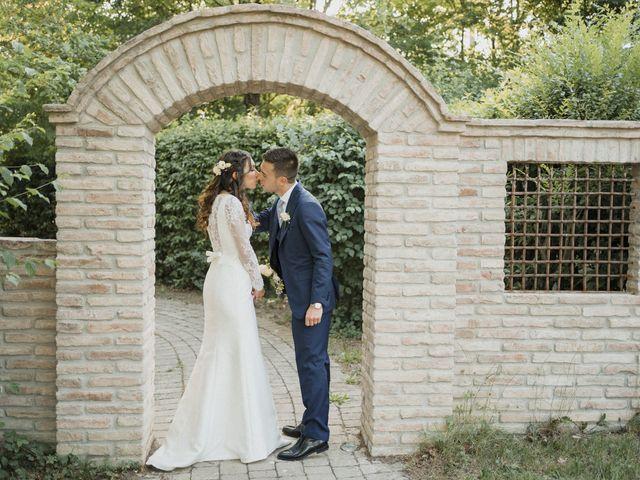 Il matrimonio di Michele e Elena a Bologna, Bologna 50