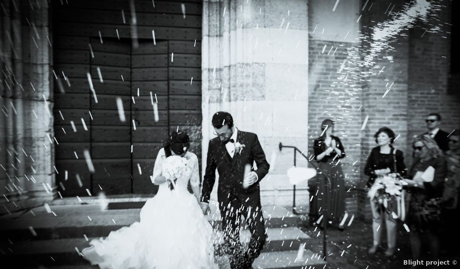 Il matrimonio di Luigi e Melissa a Mantova, Mantova