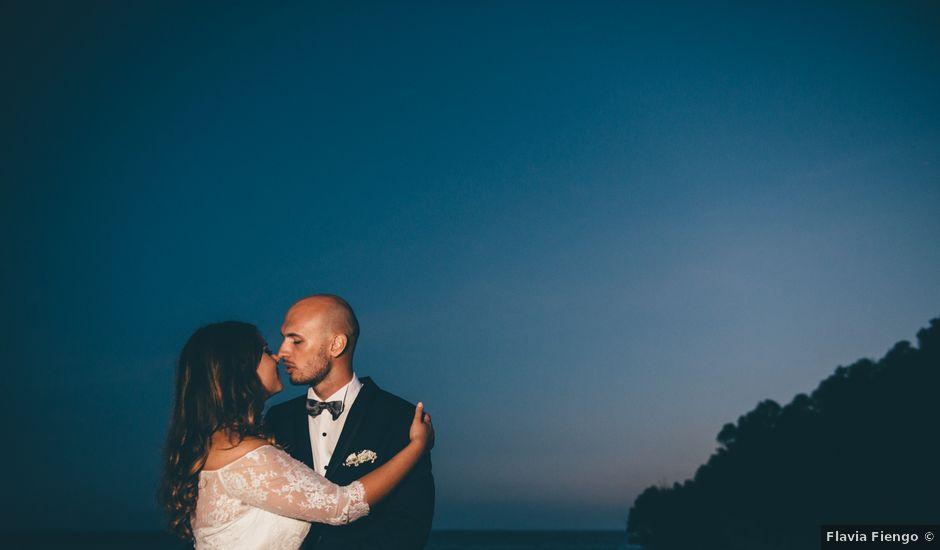 Il matrimonio di Massimiliano e Laura a Gaeta, Latina