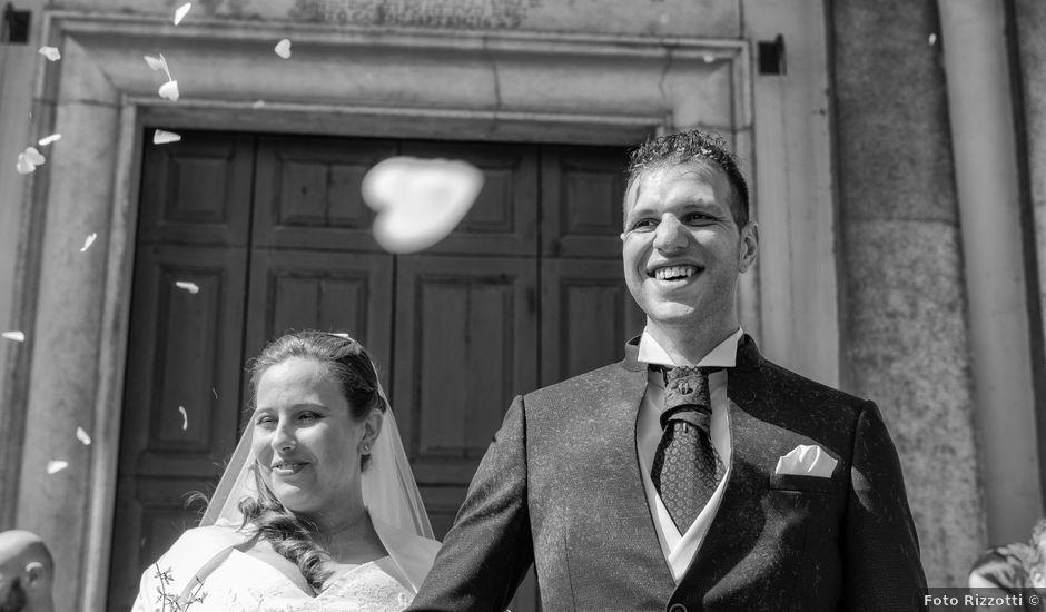 Il matrimonio di Omar e Giulia a Pavone del Mella, Brescia