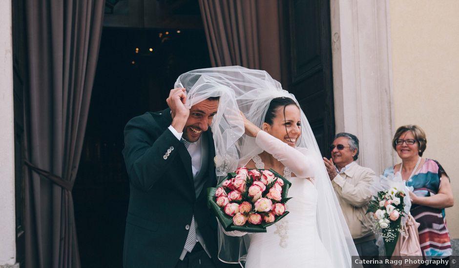 Il matrimonio di Marco e Alessandra a Brugherio, Monza e Brianza