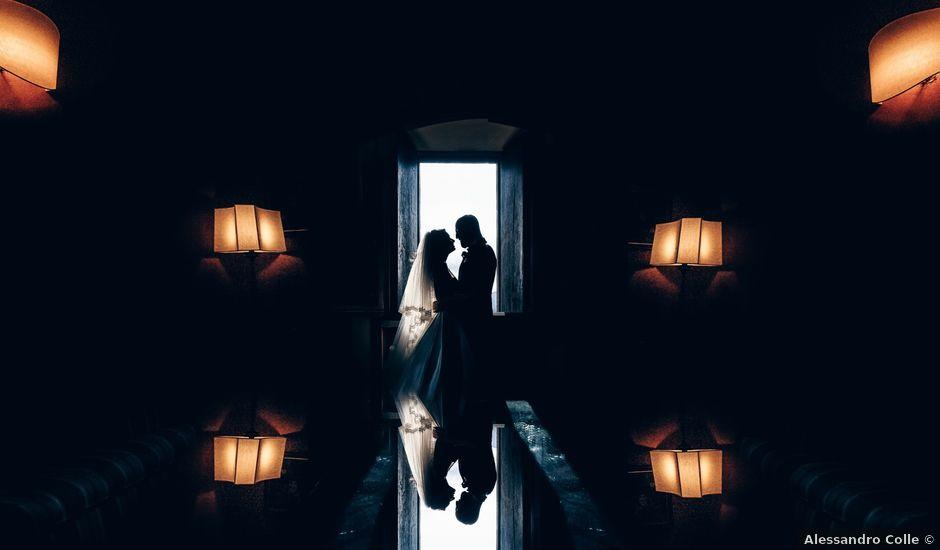 Il matrimonio di Mattia e Antonella a Lecco, Lecco