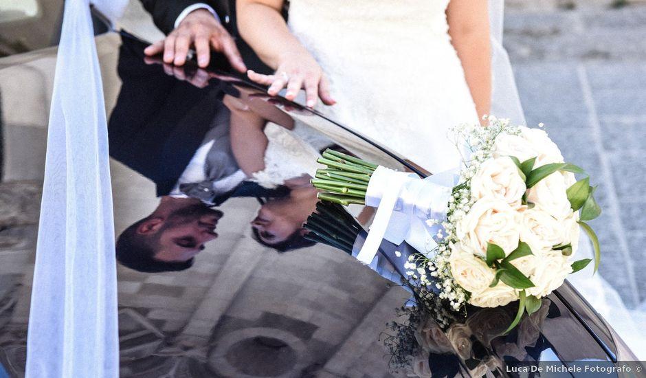 Il matrimonio di Vincenzo e Michela a Troia, Foggia