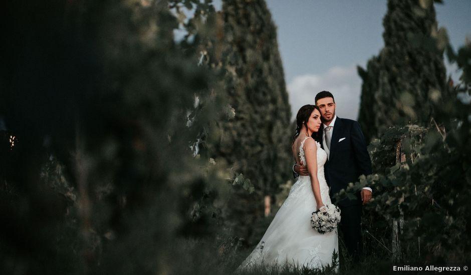 Il matrimonio di Riccardo e Alessandra a Roma, Roma
