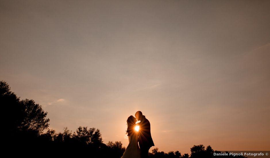 Il matrimonio di Mario e Lucrezia a Mosciano Sant'Angelo, Teramo