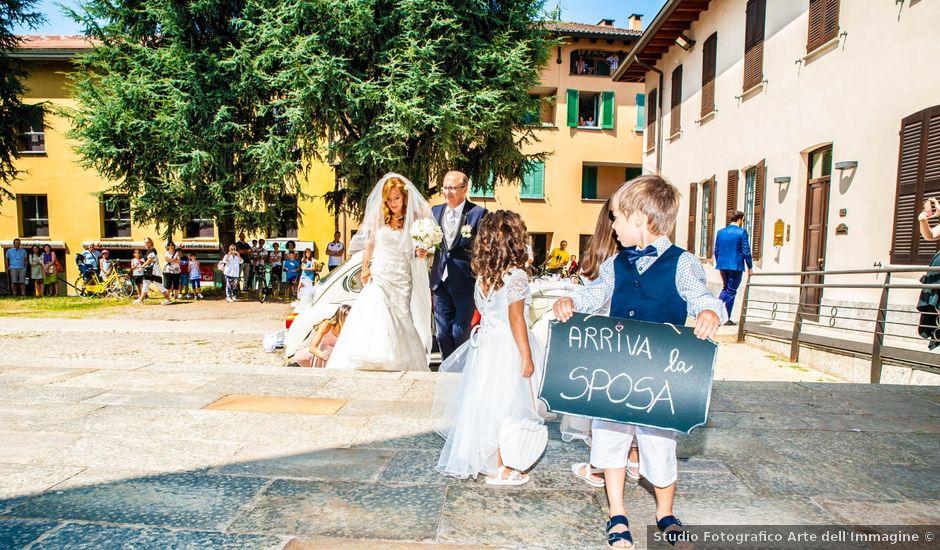 Il matrimonio di Marco e Gaia a Lesmo, Monza e Brianza