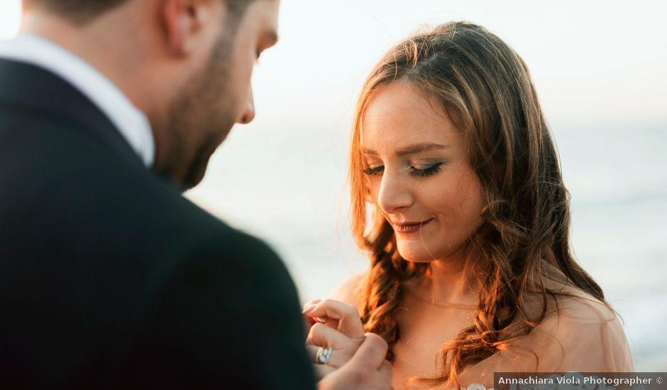 Il matrimonio di Antonio e Ilaria a Catanzaro, Catanzaro