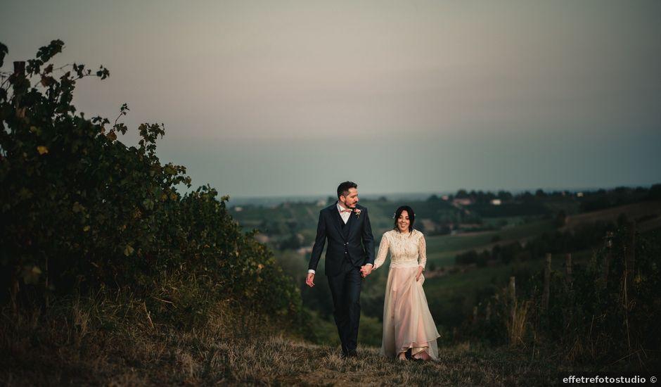 Il matrimonio di Mauro e Silvia a Ziano Piacentino, Piacenza