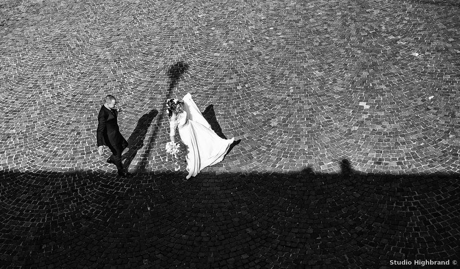 Il matrimonio di Donatella e Roberto a Tortoreto, Teramo