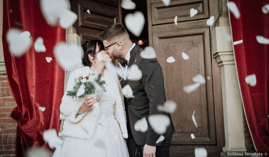 Il matrimonio di Samuele e Eliana a Cislago, Varese