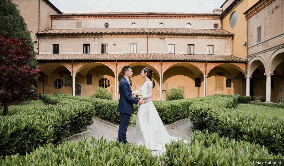 Il matrimonio di Michele e Elena a Bologna, Bologna