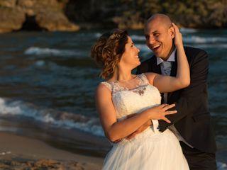 Le nozze di Davide e Fiorella