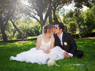 Le nozze di Damien e Natalia