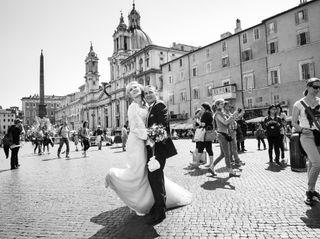 Le nozze di Olga e Alessandro