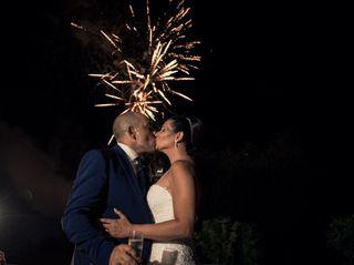 Le nozze di Giada e Fabrizio