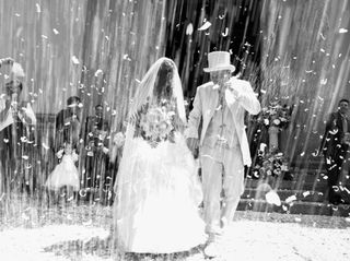 Le nozze di Susan e Mario