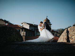 Le nozze di Christelle  e Gianluca
