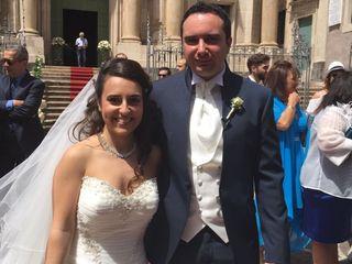 Le nozze di Giuliana e Antonio