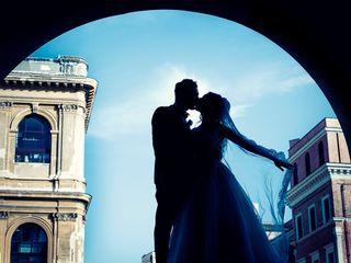 Le nozze di Alessia e Leo