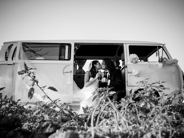 le nozze di Thalita e Alex