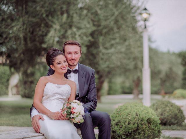 Le nozze di Erminia e Antonio