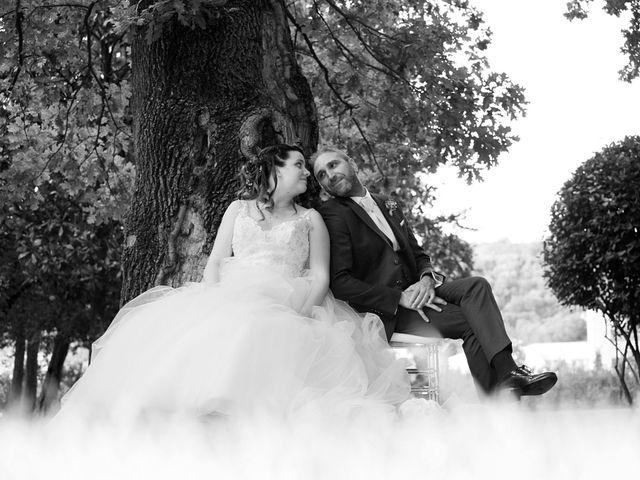 le nozze di Camilla e Manuel