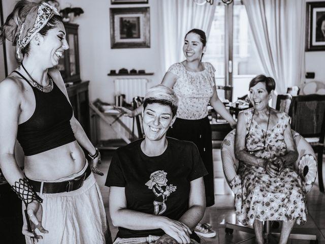 Il matrimonio di Attilio e Valentina a Napoli, Napoli 8