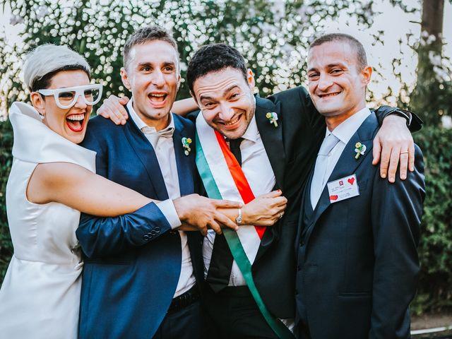 Il matrimonio di Attilio e Valentina a Napoli, Napoli 59
