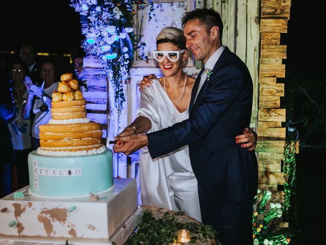 Il matrimonio di Attilio e Valentina a Napoli, Napoli 75