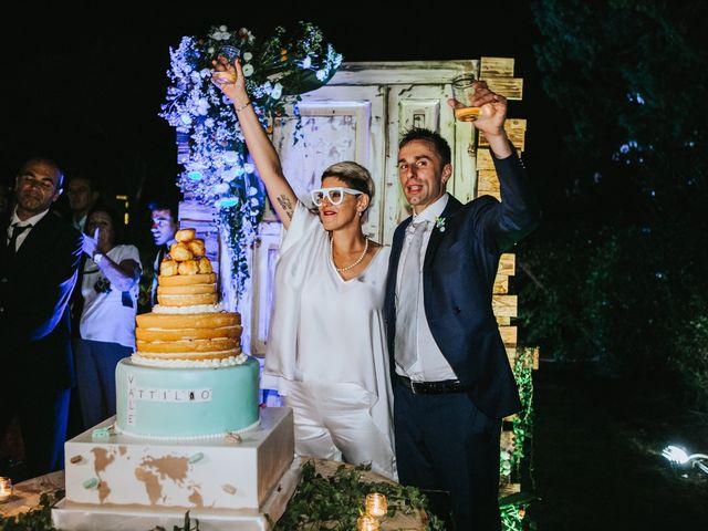 Il matrimonio di Attilio e Valentina a Napoli, Napoli 76