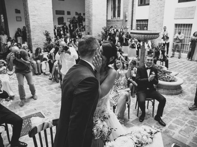 Il matrimonio di Aldo e Julia a Macerata, Macerata 36