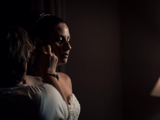 Il matrimonio di Fabrizio e Giada a Sutri, Viterbo 3