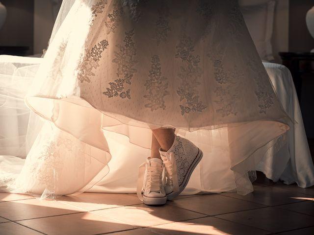 Il matrimonio di Fabrizio e Giada a Sutri, Viterbo 1