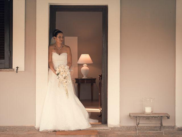 Il matrimonio di Fabrizio e Giada a Sutri, Viterbo 5