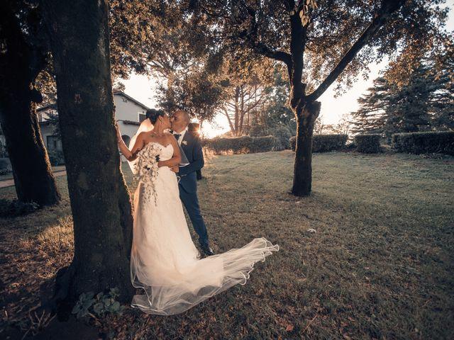 Il matrimonio di Fabrizio e Giada a Sutri, Viterbo 7