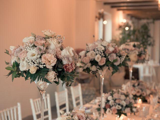 Il matrimonio di Fabrizio e Giada a Sutri, Viterbo 9