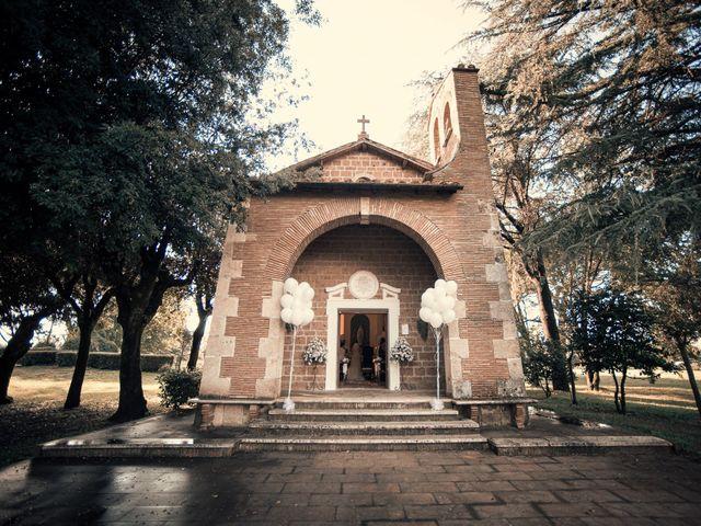 Il matrimonio di Fabrizio e Giada a Sutri, Viterbo 12