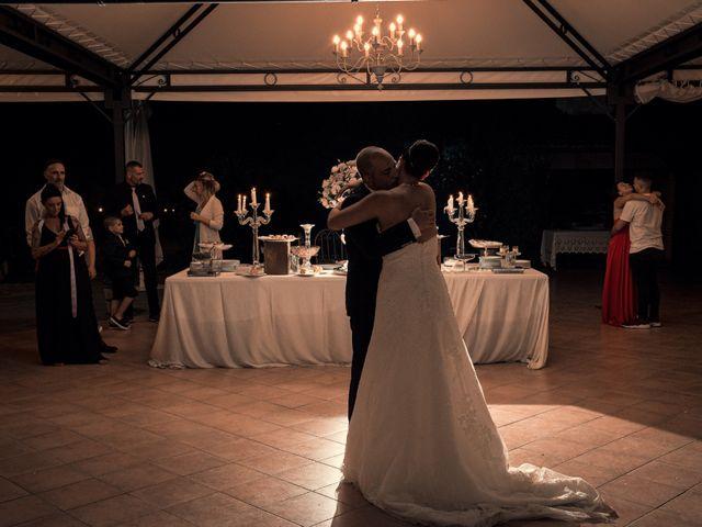 Il matrimonio di Fabrizio e Giada a Sutri, Viterbo 17