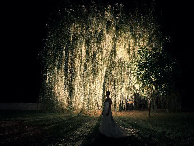 Il matrimonio di Fabrizio e Giada a Sutri, Viterbo 19