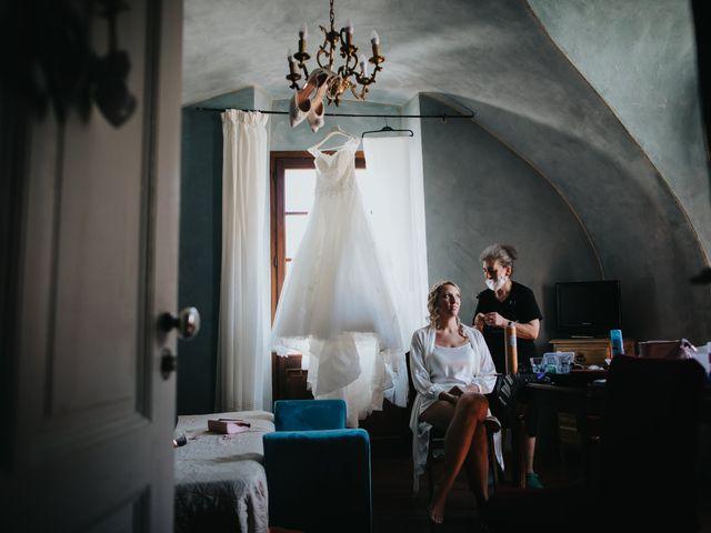 Il matrimonio di Gianluca e Christelle  a Dolceacqua, Imperia 5